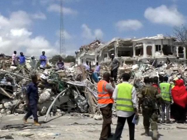 Somalia Truck Bombing