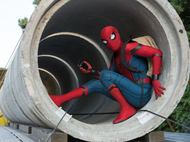 Spider-Man: Homecoming, cr: Chuck Zlotnick, christian movie reviews