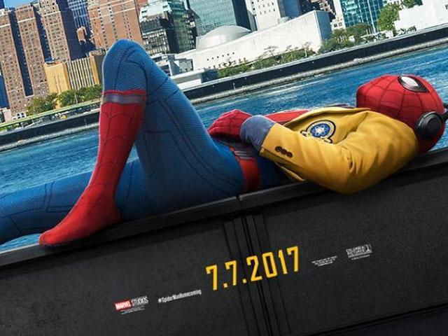 spidermanhomecomingposterimdb