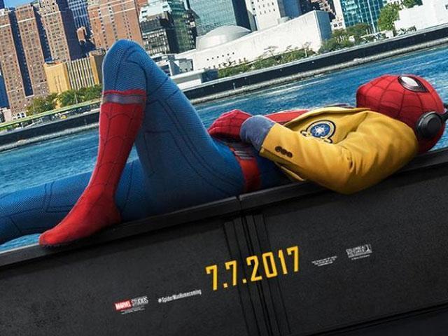 spidermanhomecomingposterimdb