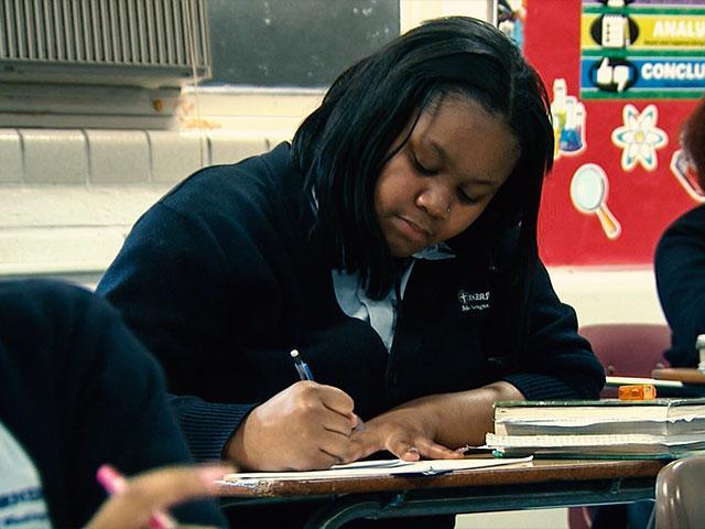 Student In School