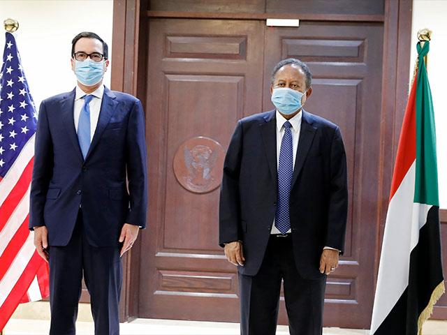 Sudan Signing Abraham Accord Photo Credit: AP