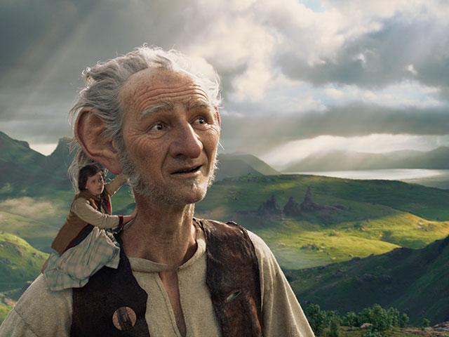 The BFG, christian movie review