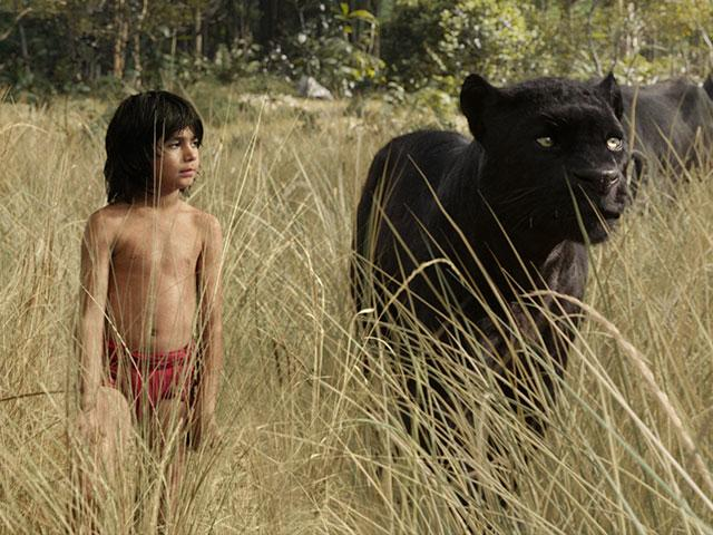 The Jungle Book movie