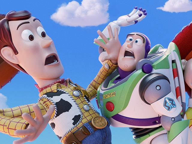 Toy Story 4 movie