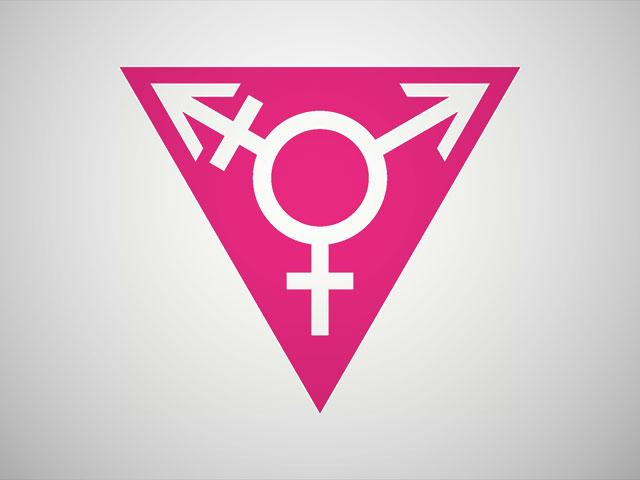 Transgender logo
