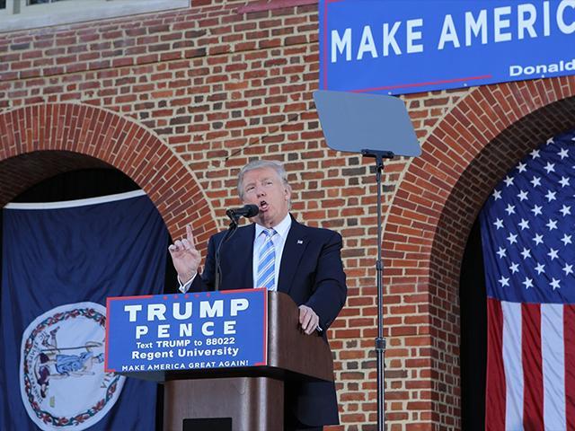 Trump Rally Regent