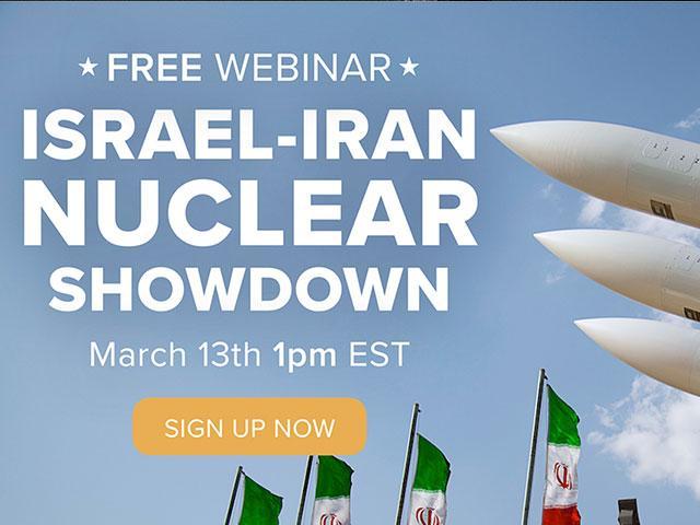 Israel Iran Webinar