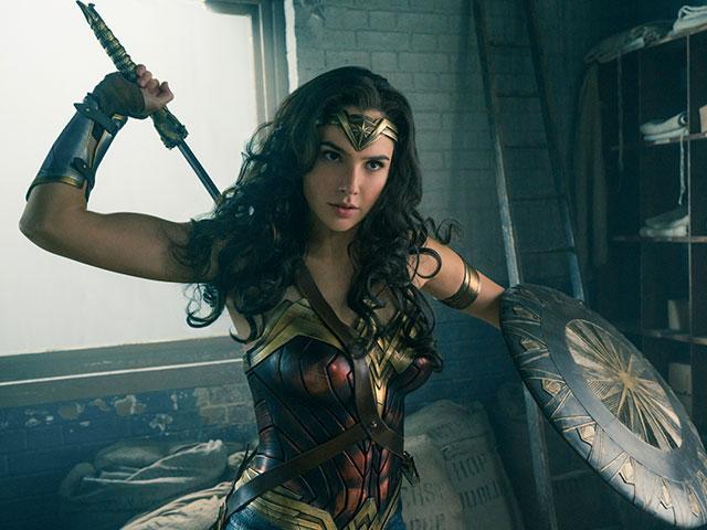 Gal Gadot as Wonder Woman, Christian movie reviews
