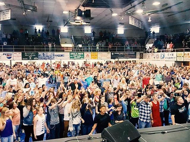 Revival in West Virginia