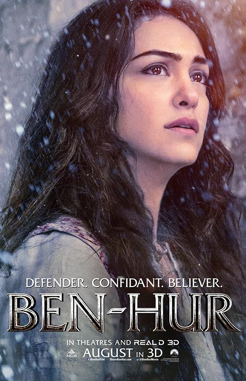 behold these new benhur movie posters cbncom