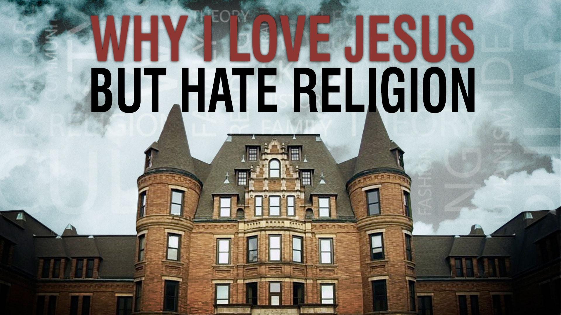 700 Club Interactive: Why I Love Jesus March 27, 2014 but Hate