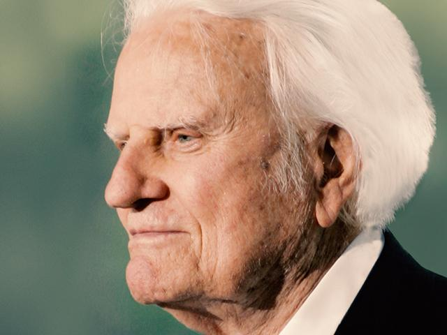 Franklin Graham Says His Father, Evangelist Billy Graham, Greatly Missed  His Late Wife On Valentineu0027s Day But Looks Forward To Seeing Her Again In  Heaven ...