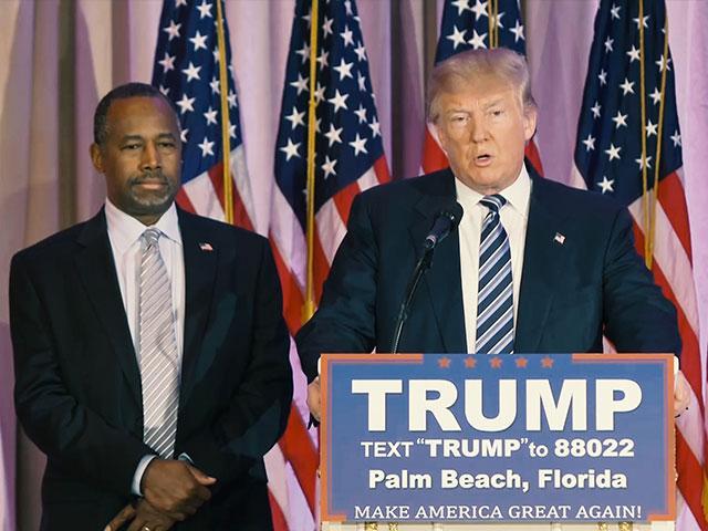 Ben Carson Throws Support Behind Donald Trump | CBN News