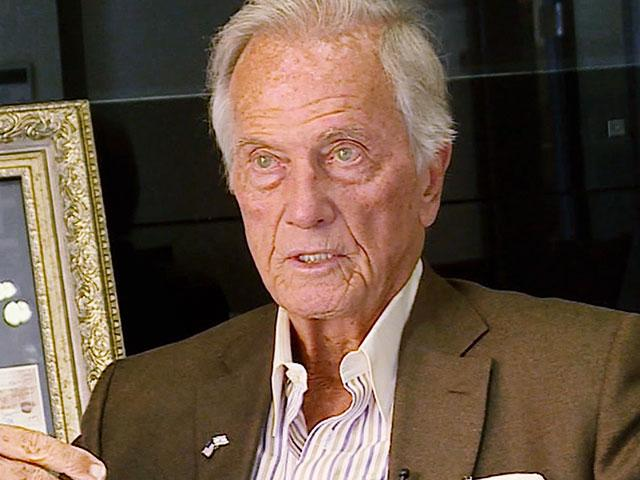 pat boone the song exodus came out of the bible cbn news