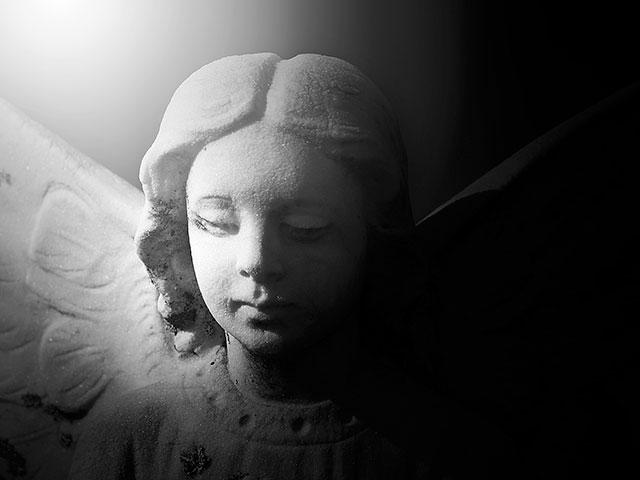 Are Angels Always Hovering Nearby, On Guard to Protect Us from
