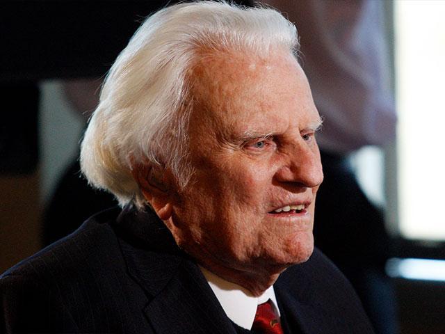 BREAKING: Billy Graham Dies at Age 99