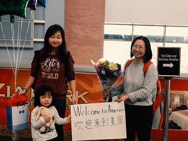 Human Rights Activist calls Christian Chinese Family's Escape a 'Miracle'