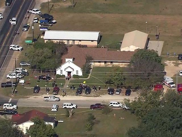 Christ Church Shooting Photo: Recap Of The Worst Church Shootings In The U.S.