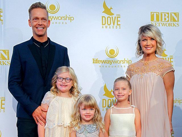 Natalie Grant Family