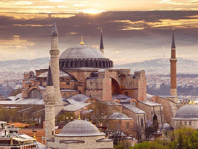 Turkey Threatens to Convert Iconic Hagia Sophia Into Mosque
