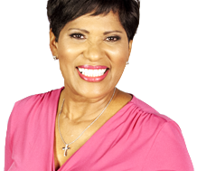 The Prayer Link host Charlene Aaron