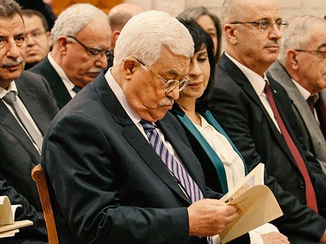 Abbas traffar obama i maj