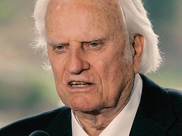 Billy Graham Reveals