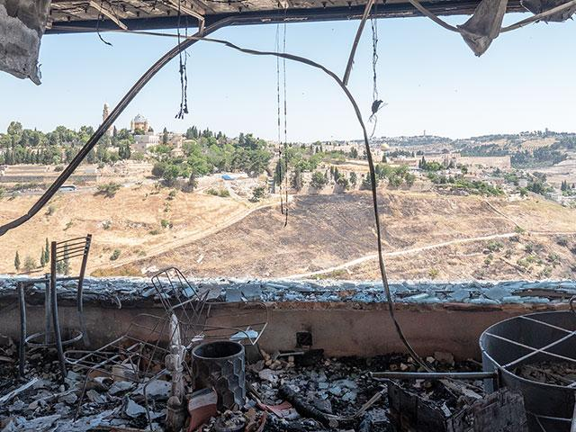 Christian Broadcaster Daystar's Jerusalem Studio Destroyed by Firebomb