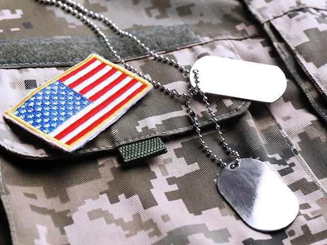 Army Bans Faith-Based Company from Making Inspirational Dog Tags After Atheist Complaint