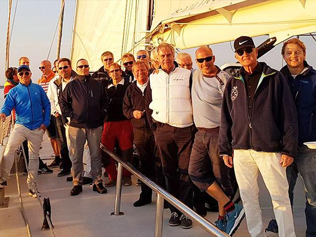 Swedish Flotilla Docks in Israel to Stand with the Jewish State and Persecuted C...