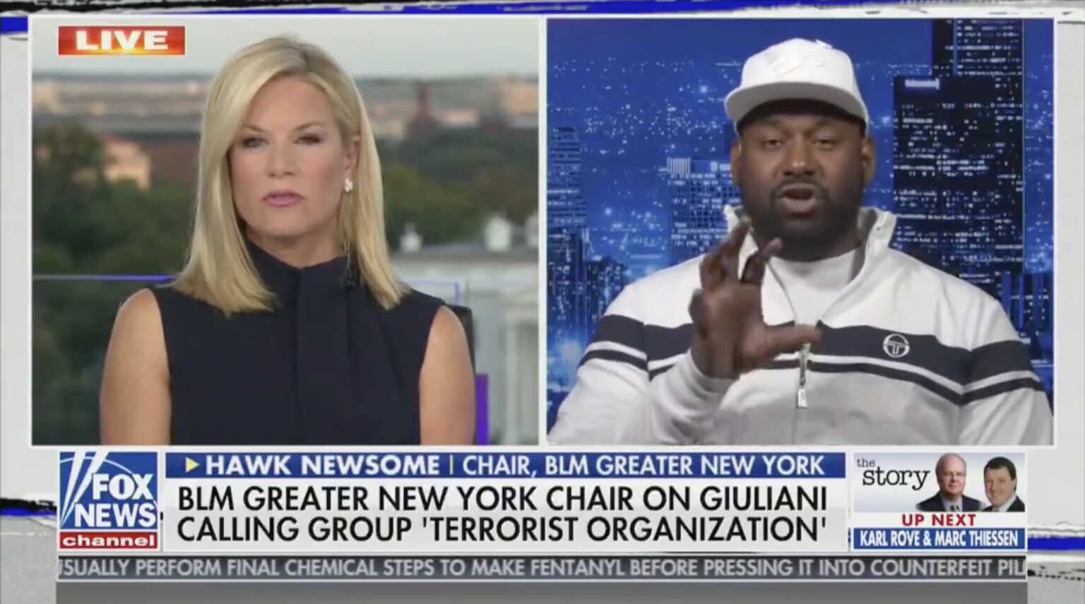 Fox News Martha Maccallum Ends Interview After Blm Leader Refuses To Condemn Looting Cbn News