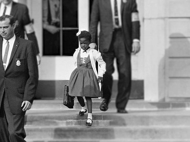 Photo of Ruby Bridges