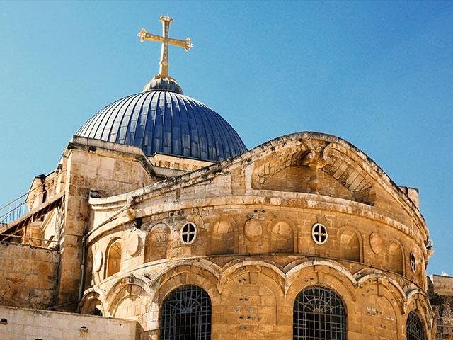 Jew Detector: Church Officials: Holy Sepulchre To Remain Closed