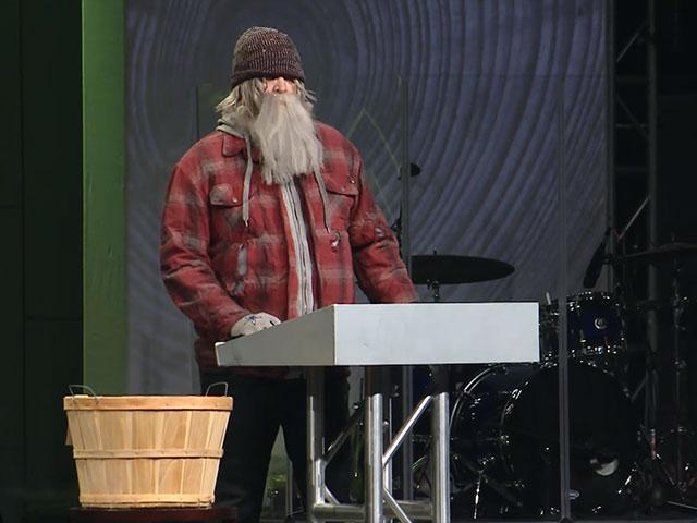 Pastor Disguised as Homeless Man Outside Church Goes Viral: Watch How the Church...