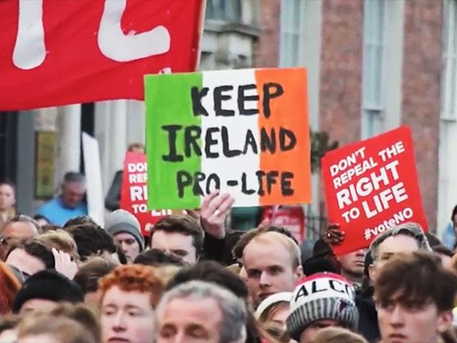 Ireland's Pro-Life Amendment in Danger of Repeal | CBN News