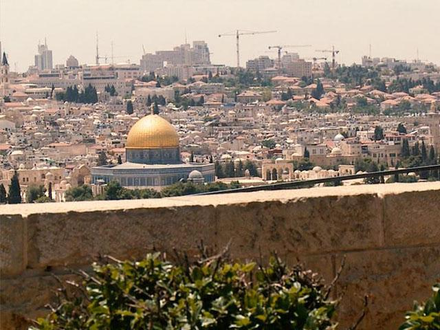 Florida Cabinet Recognizes Jerusalem as Israel 'Eternal and Undivided' Capital