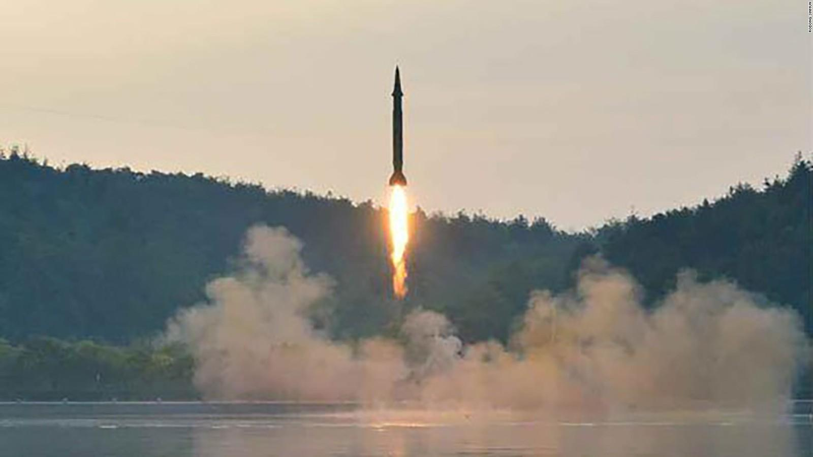 North Korea: US 'detects new activity' at ICBM factory