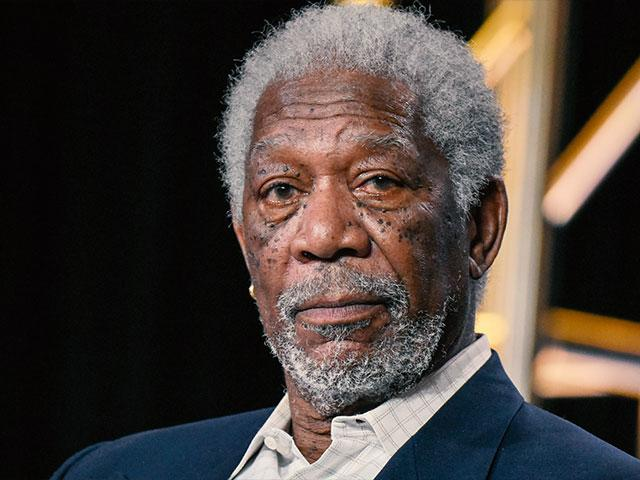 Morgan Freeman Calls Speaking in Tongues the 'Language of ...
