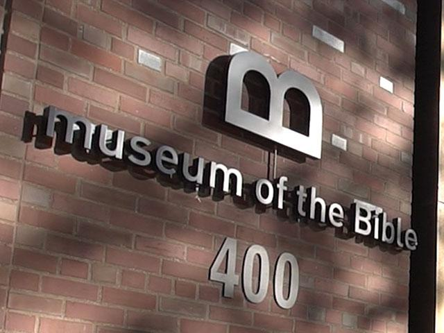 finding jesus at the museum of the bible isn t so easy cbn news