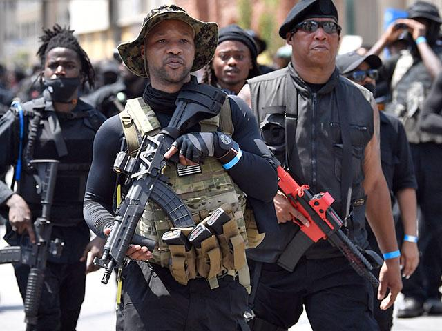 Who Is NFAC? Inside the Heavily Armed Black Militia that Calls Itself 'the Backbone of a Military Force'