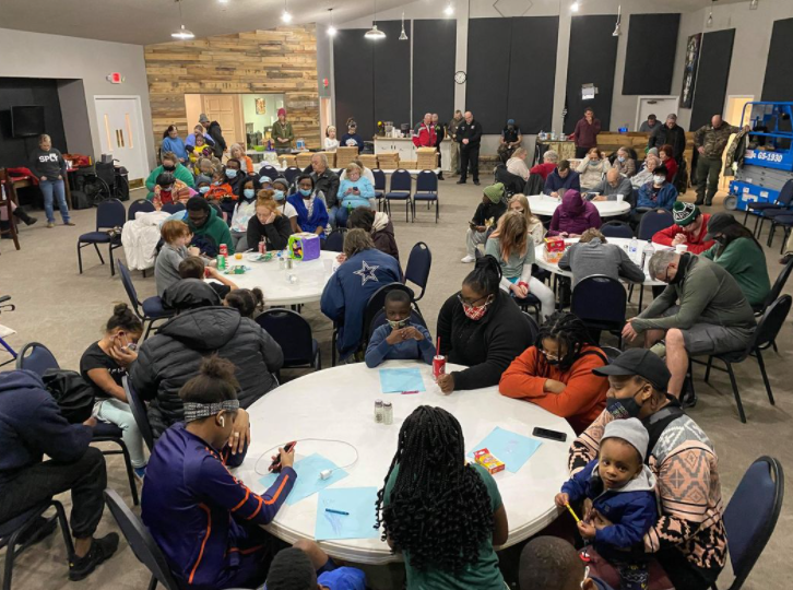 'It Was a Big Jesus Fest': Texas Church Becomes Emergency Shelter During Winter Storm