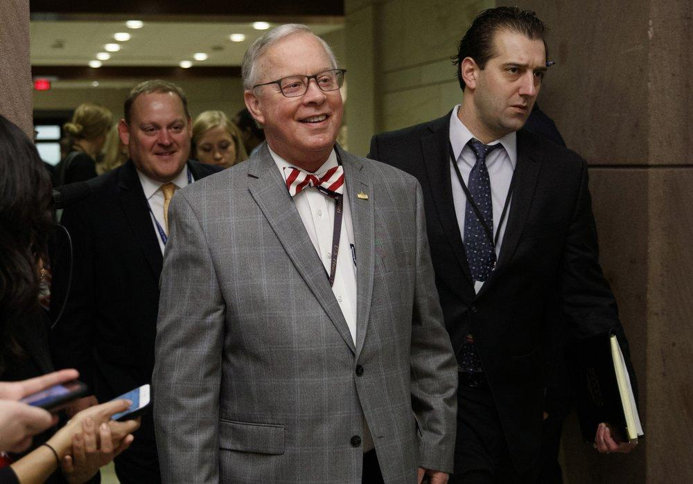 TX GOP Rep. Ron Wright Becomes 1st Sitting Member of Congress to Die From COVID