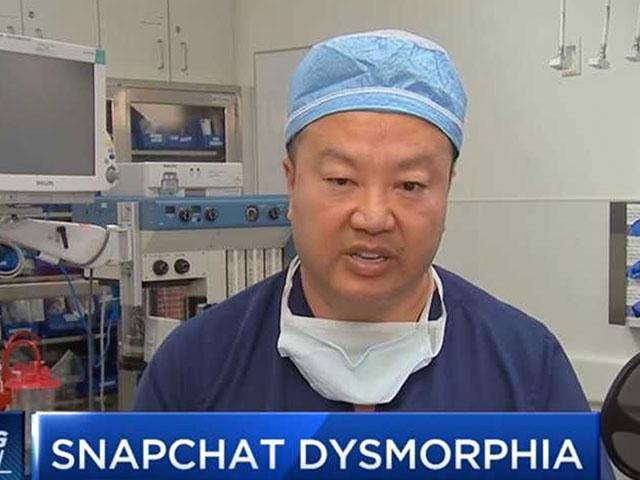 'Snapchat Dysmorphia': Plastic Surgeons Warn of Devastating Consequences for...