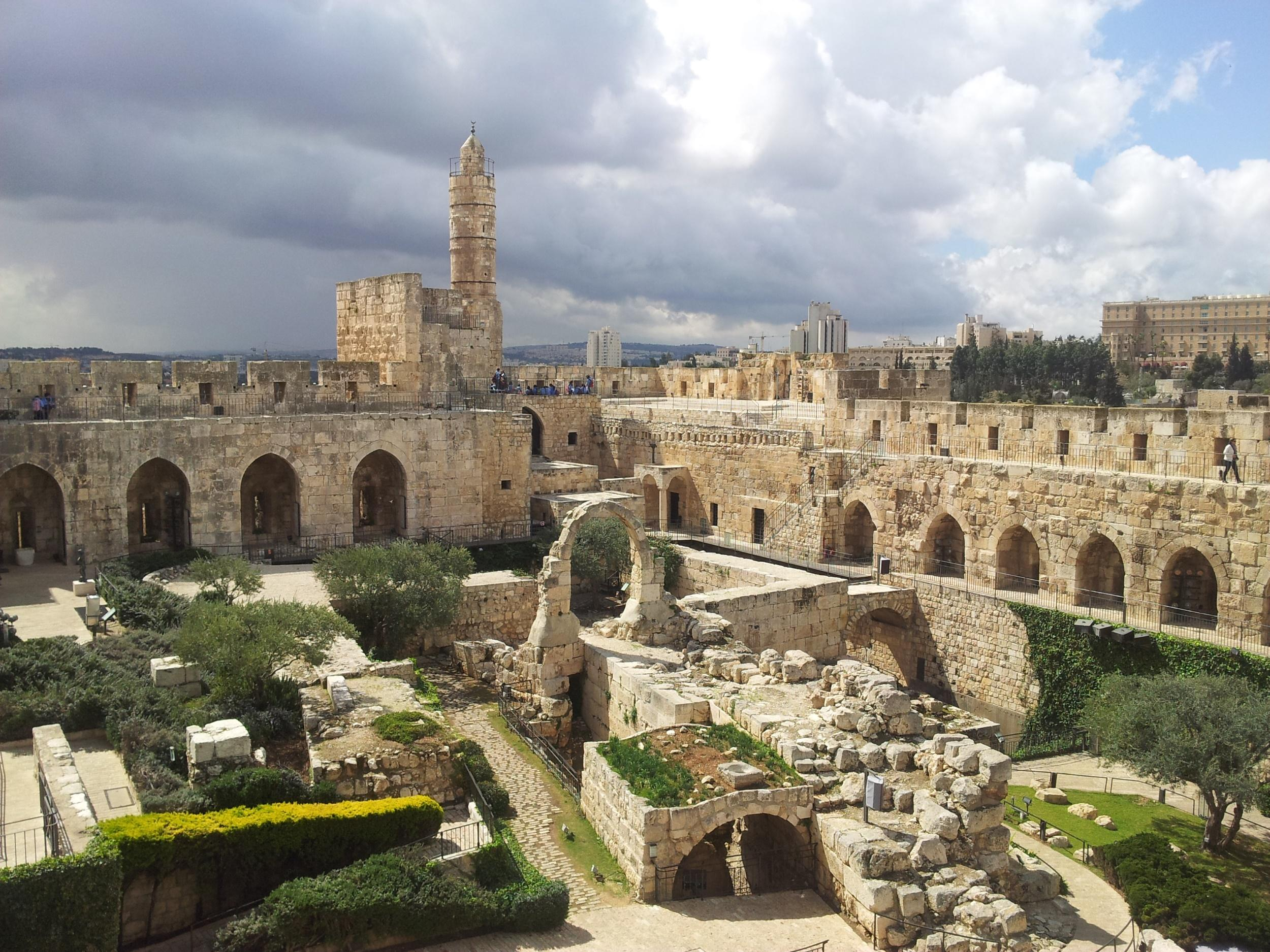 Israel Opens Jerusalem to World This Easter Through 360 Virtual Reality