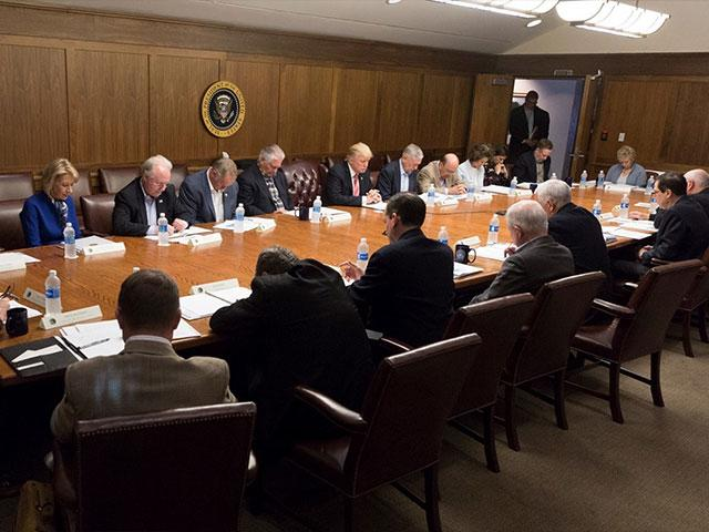 Trump Cabinet Members Praying, Studying the Bible Together | CBN News