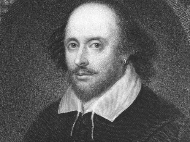 Diagram William Shakespeare