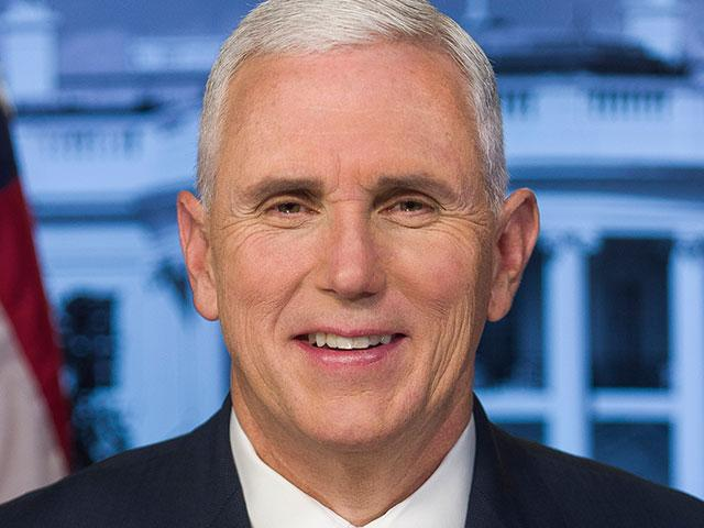 Pence on Israel: It's Impossible Not to See the 'Hand of Heaven'