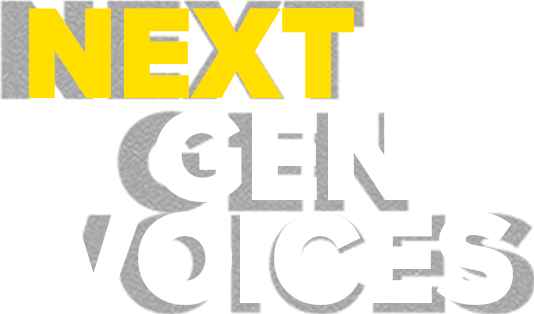 Next Gen Voices logo
