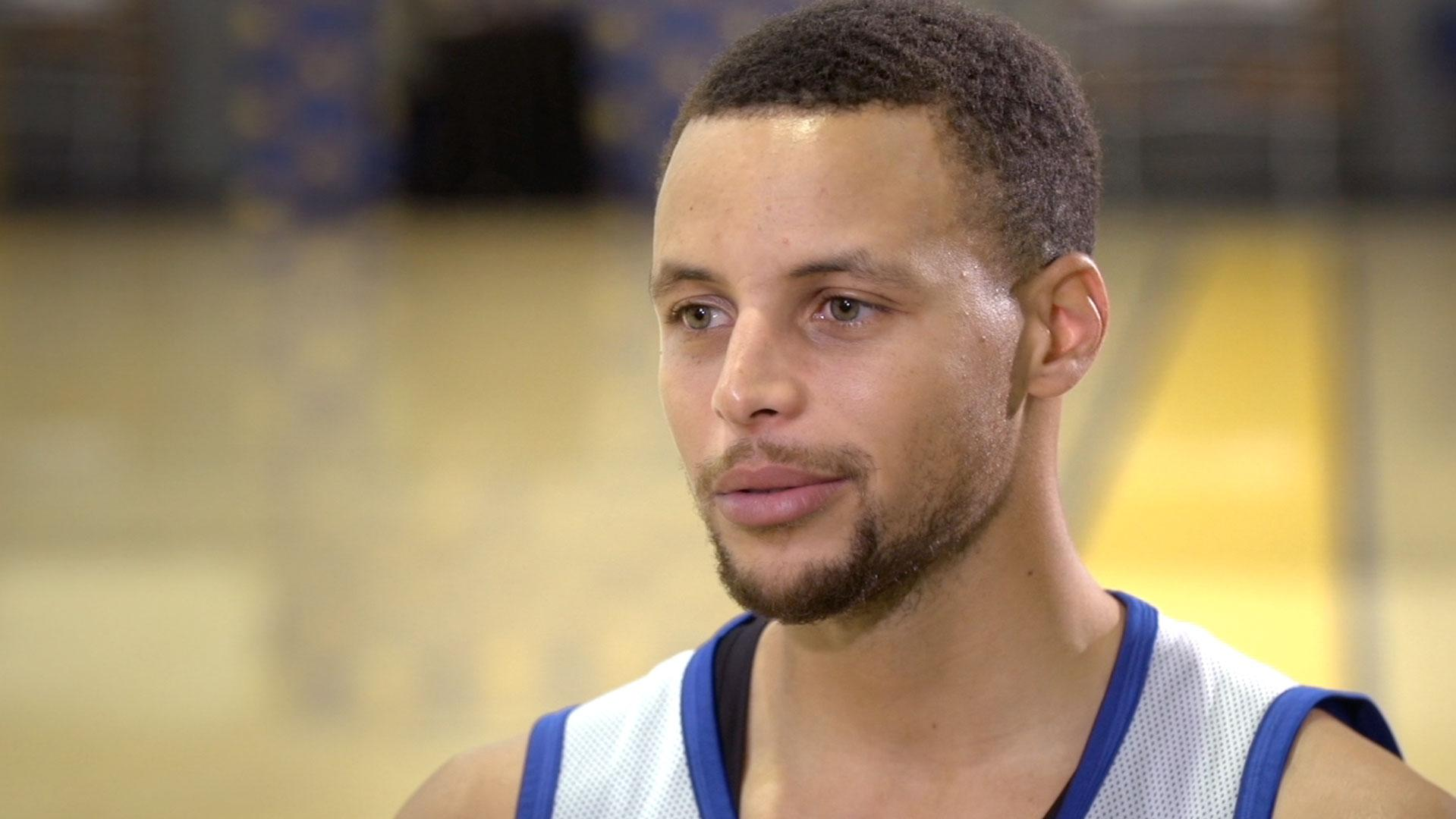 Nba Mvp Stephen Curry Maintains Disciplined Focus On Life